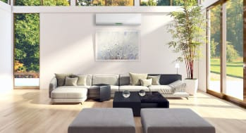 Heating, Air Conditioning, Geothermal, Electric   Ductless Mini Splits   Cincinnati   Nelson Comfort