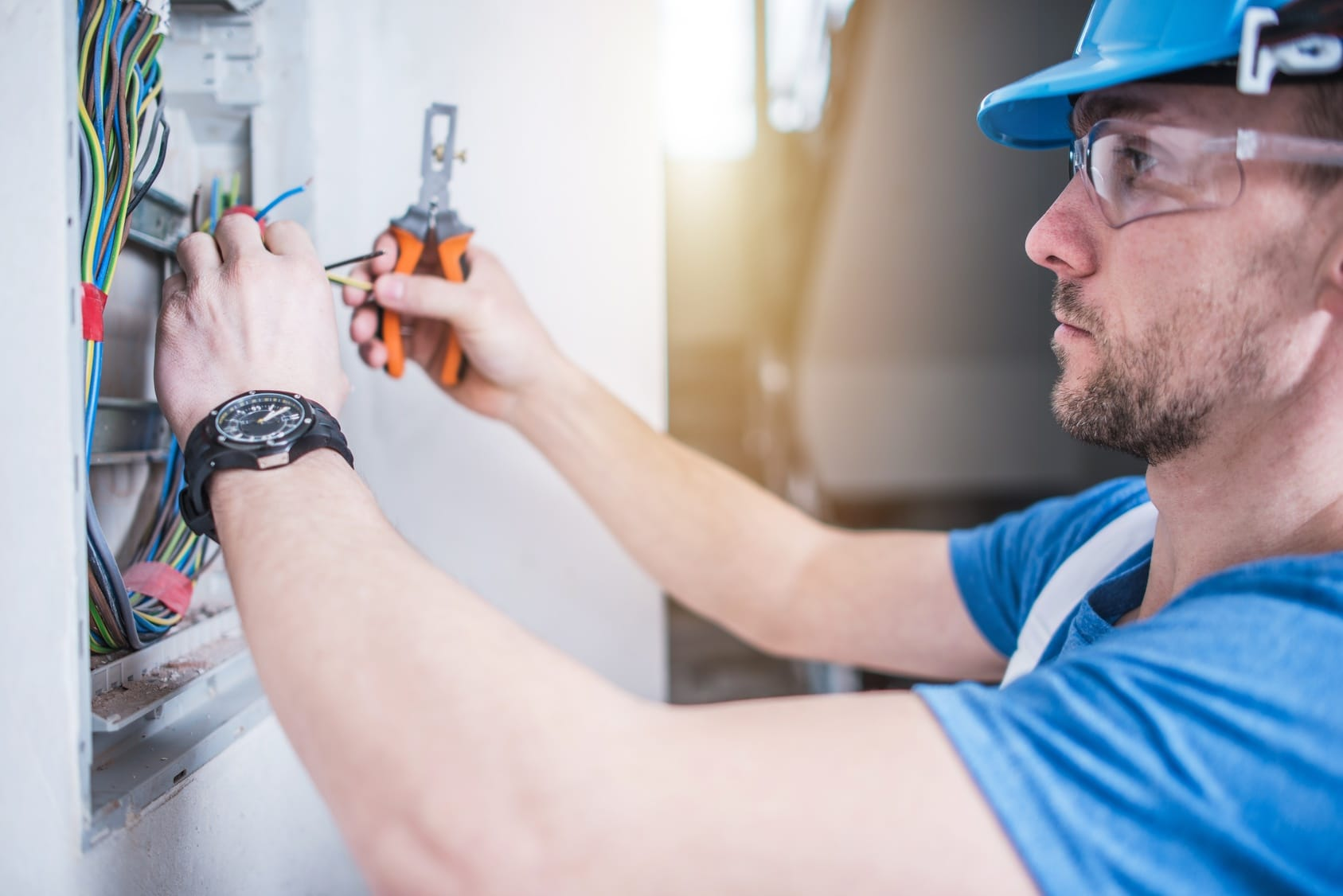 highly-trained electrician in Cincinnati